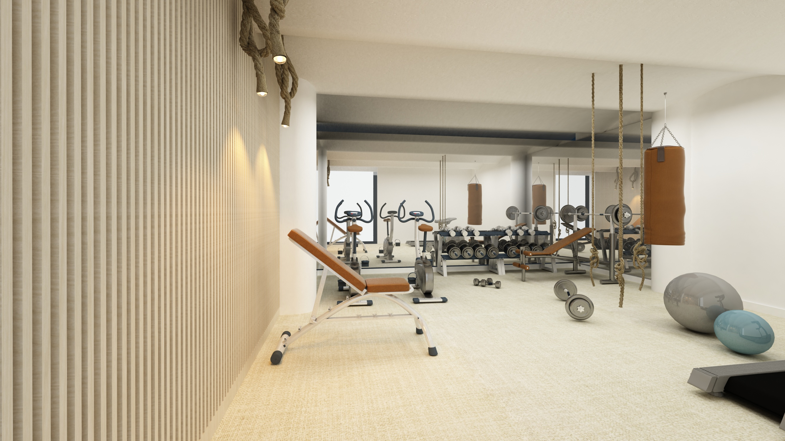 The Private Training Gym