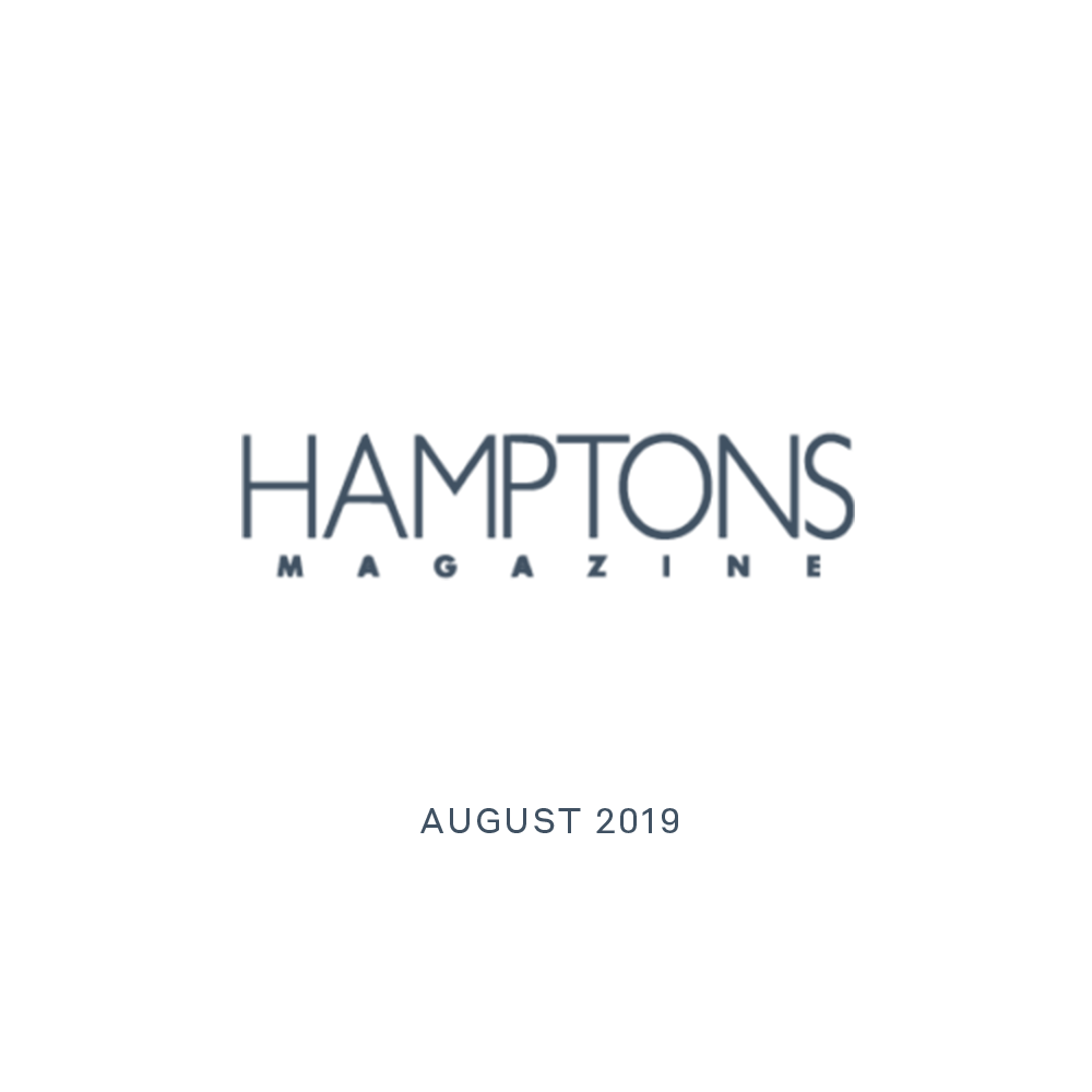 Hamptons Magazine August 2019