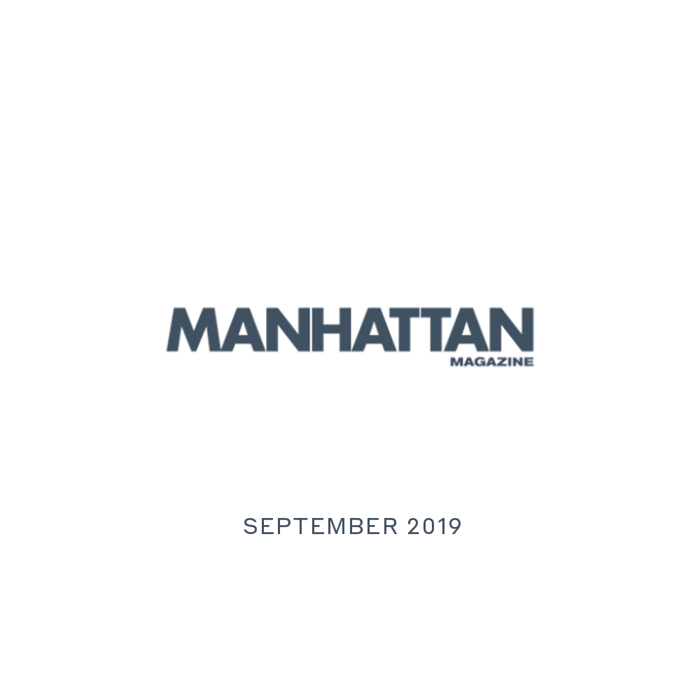 Manhattan Magazine September 2019