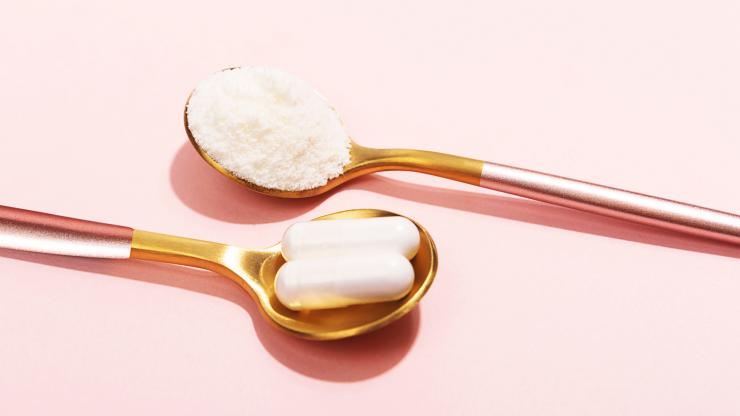 collagen spoons